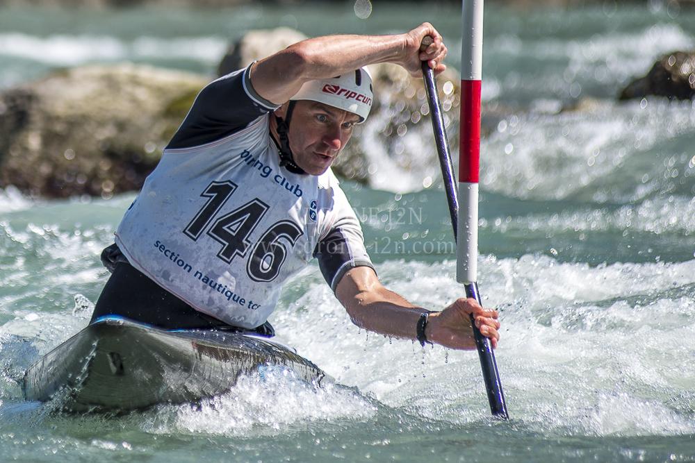 Jeux de Genève 2014 - Kayak