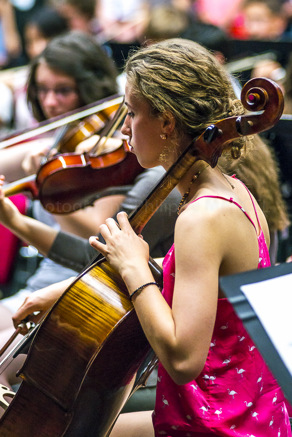 Conservatoire de Musique d'Annemasse. Répétition Concert 30 ans.