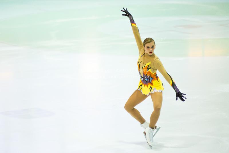 Evénementiel : gala patinage Genève 2016